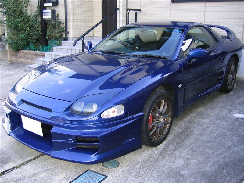 GTO/三菱 愛車プロフィール わたる♪ みんカラ - 車・自動車SNS(ブログ・パーツ・整備・燃費)