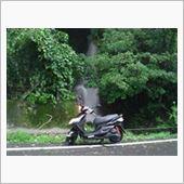 mita7746さんの愛車:ヤマハ シグナスX SR
