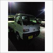 キリスさんの愛車:マツダ スクラムトラック