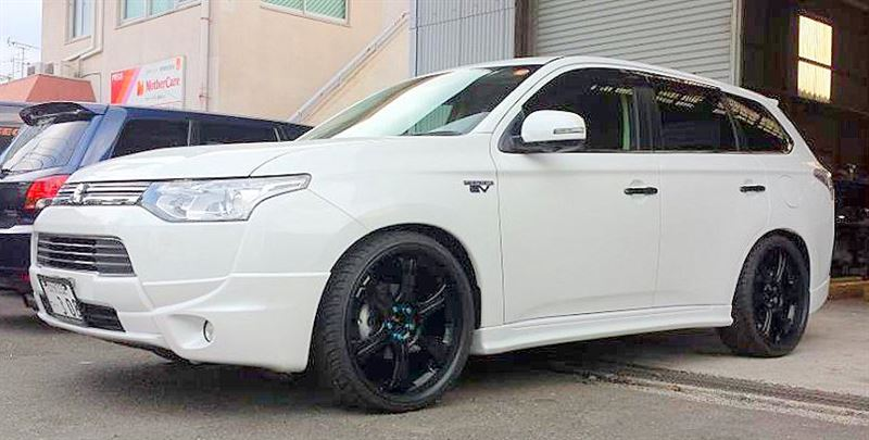 Velgen Mitsubishi Outlander Phev Forum