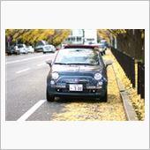 LHD5MTさんの愛車:フィアット フィアット500 C (カブリオレ)