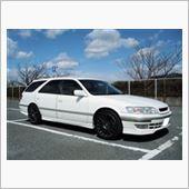 katuu223さんの愛車:トヨタ マークIIクオリス