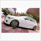 クレヨンしんちゃんさんの愛車:BMW 1シリーズ ハッチバック