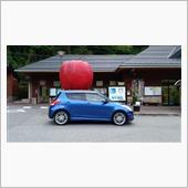永尾拓也さんの愛車:スズキ スイフトスポーツ