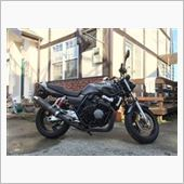 Freude am Fahren@F32さんの愛車:ホンダ CB400 SUPER FOUR HYPER VTEC spec3