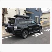 moripuさんの愛車:三菱 パジェロ