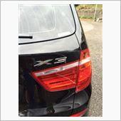 u-tyanさんの愛車:BMW X3