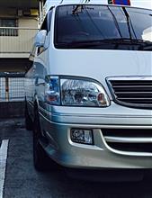 チャボドさんの愛車:トヨタ ハイエースワゴン