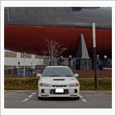 やしゾウさんの愛車:三菱 ランサーエボリューションIV