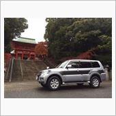 matsu331アベルさんの愛車:三菱 パジェロ