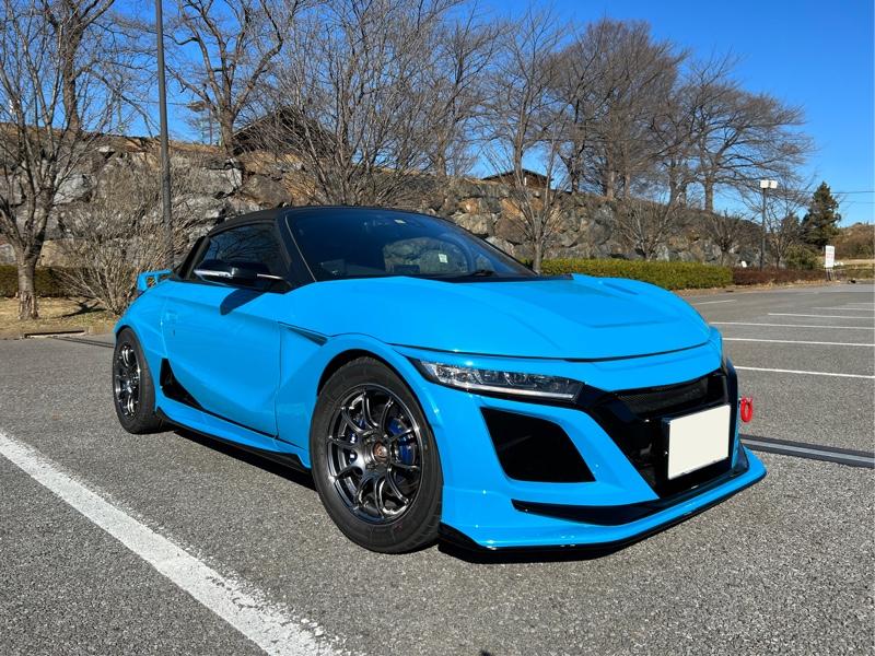 S660/ホンダ|愛車プロフィール ...