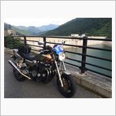 ひっくぅさんの愛車:ヤマハ XJR1200