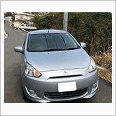 komirageさんの愛車:三菱 ミラージュハッチバック