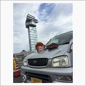 SAHARA@TERIOS KIDさんの愛車:ダイハツ テリオスキッド