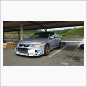キヨさんさんの愛車:三菱 ランサーエボリューションIX
