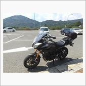 よっちゃん!さんの愛車:ヤマハ MT-09 TRACER
