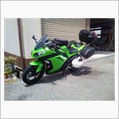 けぃ@あかびーさんの愛車:カワサキ Ninja250