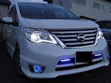 低燃費ハイジ@神奈川さんの愛車:日産 セレナハイブリッド