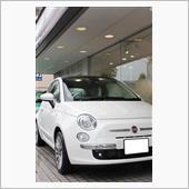 魂Zさんの愛車:フィアット フィアット500 C (カブリオレ)