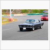H-BLADESさんの愛車:フォード マスタング クーペ