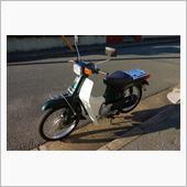 JUNKおじさんさんの愛車:スズキ バーディー50