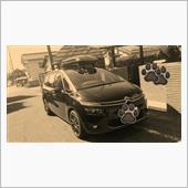 ハグレゴマさんの愛車:シトロエン グランドC4ピカソ