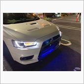 響音イロさんの愛車:三菱 ランサーエボリューションX