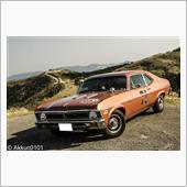 akkun0101さんの愛車:シボレー ノバ
