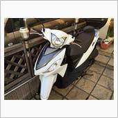 タカボー3さんの愛車:スズキ アドレス110(FI)