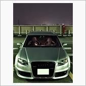 chikuwa-buさんの愛車:アウディ RS4アバント (ワゴン)