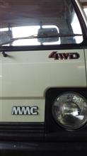 たいRAさんの愛車:三菱 ミニキャブトラック