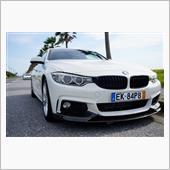 やま(=゚ω゚)/さんの愛車:BMW 4シリーズ クーペ