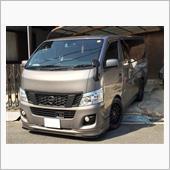 komakitidesuさんの愛車:日産 NV350キャラバン