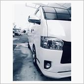 リュウアリさんの愛車:トヨタ レジアスエース