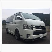 gochi51さんの愛車:トヨタ ハイエースバン