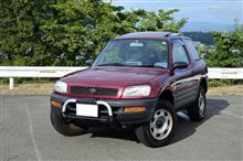 ノイマイヤーさんの愛車:トヨタ RAV4 L
