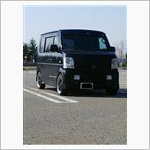 Hiroshi-717さんの愛車:スズキ エブリイワゴン