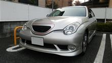毎週洗車さんの愛車:トヨタ ヴェロッサ