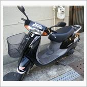 良縁和尚さんの愛車:ホンダ リード50