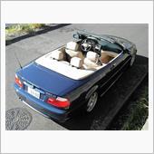 M54さんの愛車:BMW 3シリーズカブリオレ