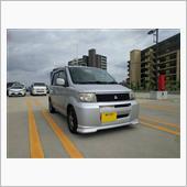 あべちゃまさんの愛車:三菱 eKワゴン