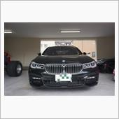 ワッキー☆牛田組さんの愛車:BMW 7シリーズ