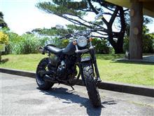 PONX2さんの愛車:ヤマハ TW200E