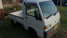 Werdnaさんの愛車:スバル サンバートラック