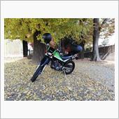Kawasaki midoriさんの愛車:カワサキ スーパーシェルパ
