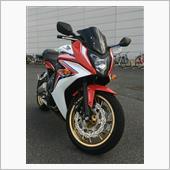 山ちゃんさんさんの愛車:ホンダ CBR650F