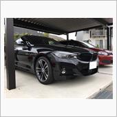 ぶるぅ~すさんの愛車:BMW 3シリーズグランツーリスモ