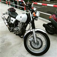 fxbaさんの愛車:ヤマハ SR400