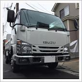 咲耶.さんの愛車:いすゞ エルフトラック