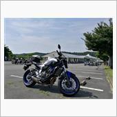tomo☆yuuさんの愛車:ヤマハ MT-07